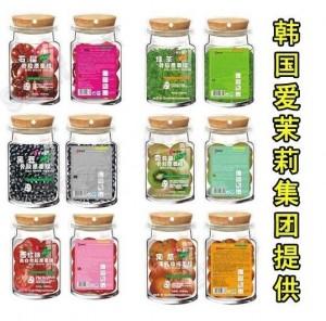 韩国爱茉莉提供韩佳妮瓜果类塞瓶型神奇面膜