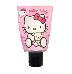 韩版kitty创意牙膏纸巾抽