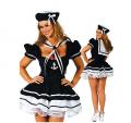 女海军游戏制服四件套