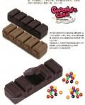 创意巧克力药盒