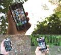 iPhone 4防辐射性时尚手机贴纸贴膜