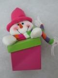可装礼物圣诞礼品盒(实拍)