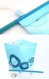 韩版沙滩必备亮丽防水袋