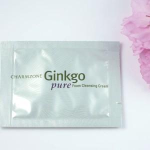 GINKGO天然洗面奶小样3ML