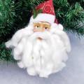 圣诞树不可少的圣诞老人挂件