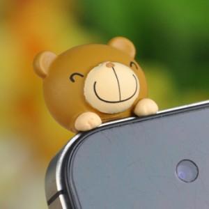 苹果rilakkuma手机防尘塞
