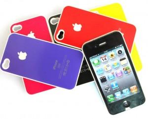 iphone4/4s亮硬保护套