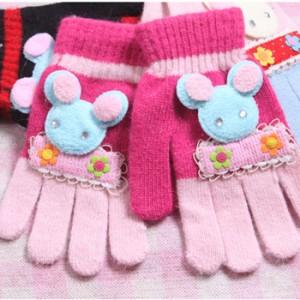 秋冬必须兔子手套