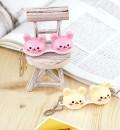 可爱动物隐形眼镜盒