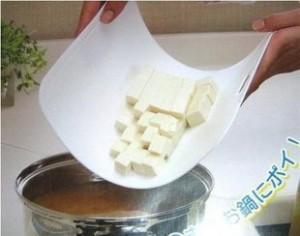 日本热卖软菜板
