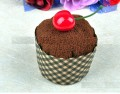 蛋糕muffin送礼毛巾