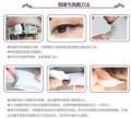 台湾超自然纯手工透明梗假睫毛10对(A06)