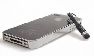 实用ipad iphone4 4S电容屏触屏笔/防尘塞