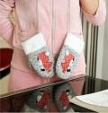 儿童女孩款式保暖手套