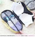旅游必备可爱内衣有盖文胸收纳盒