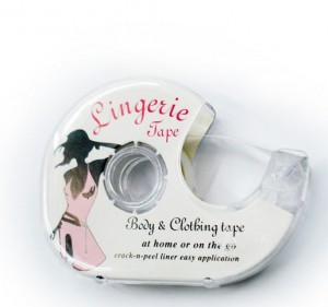 出口美国人体生物防止走光贴 Lingerie tape 3M