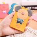 可爱卡通行李牌/卡片/证件夹